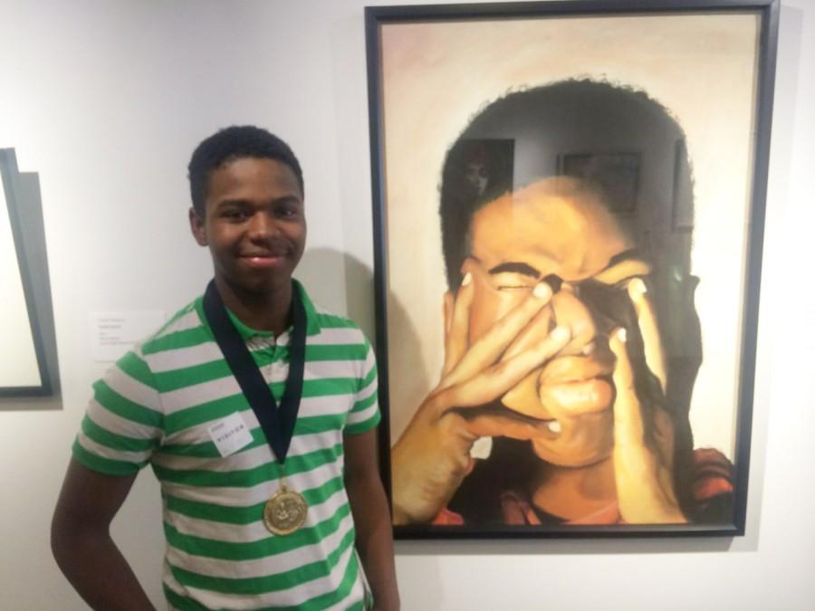 Josiah Davis: portrait of a sophomore