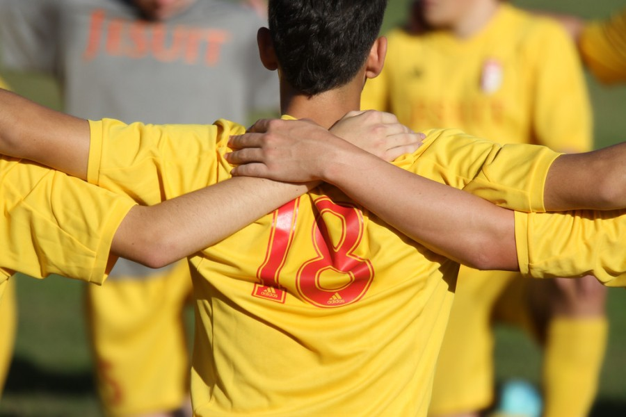 Jesuit soccer: a visual recap