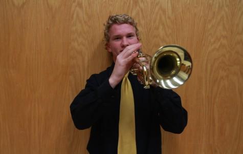 Thomas the trumpeter