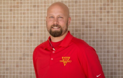 Coach Rotz hopes to build a program of character