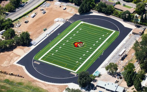 Jesuit's new stadium
