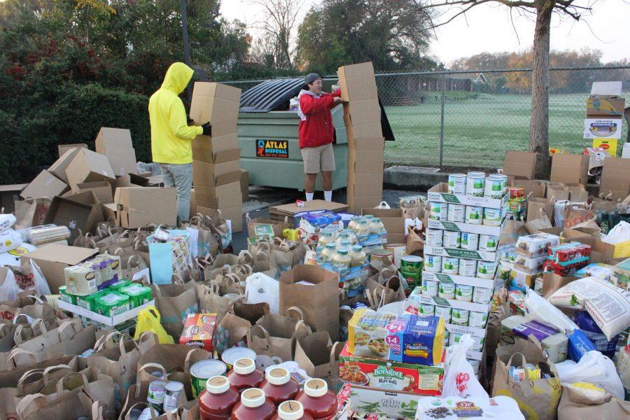 Jesuit%27s+Canned+Food+Drive