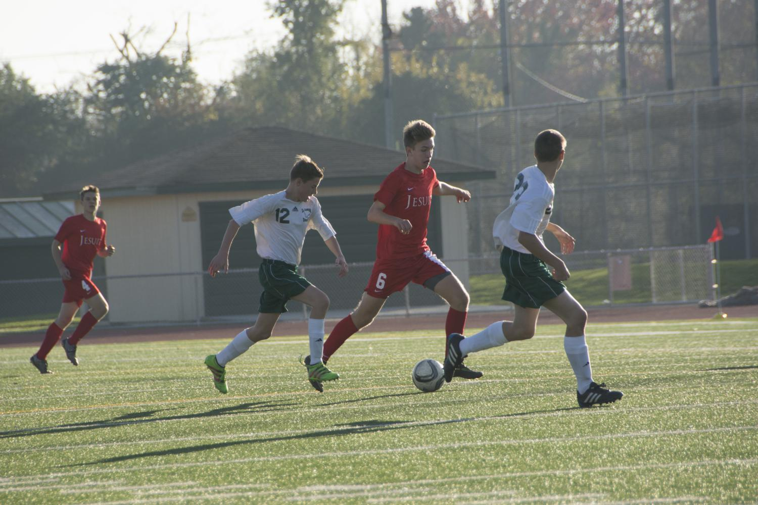 JV Gold Soccer: a season in review