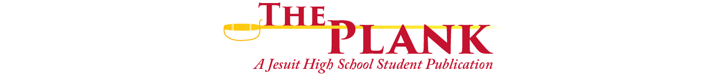 The student news site of Jesuit High School