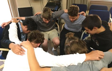 Finding God in Sophomore Year