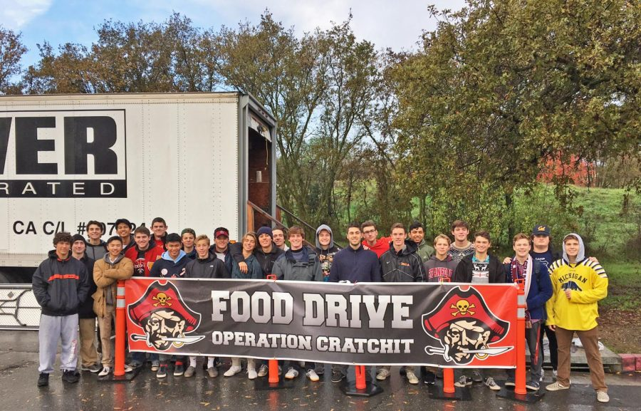 Food drive: Let's Go