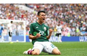 Mexico's Breakthrough in the World Cup