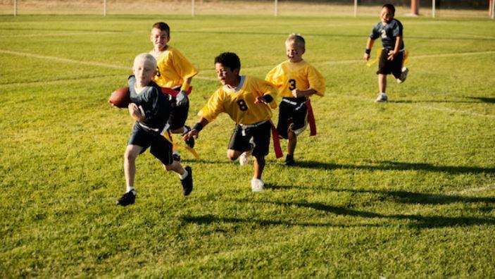 Football+fun+at+Academics+Plus