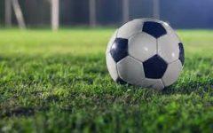 On varsity soccer