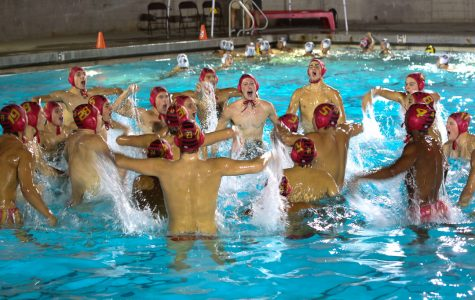 Water Polo's run-up to the S&R Invitational