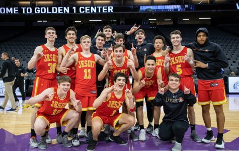 Jesuit basketball jumps into playoffs