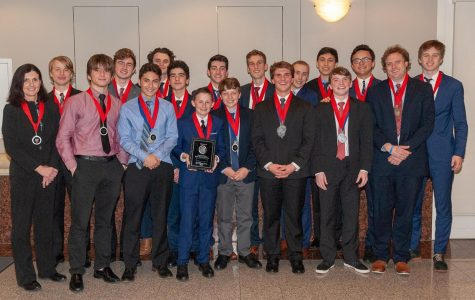 Jesuit Mock Trial finishes in strong second