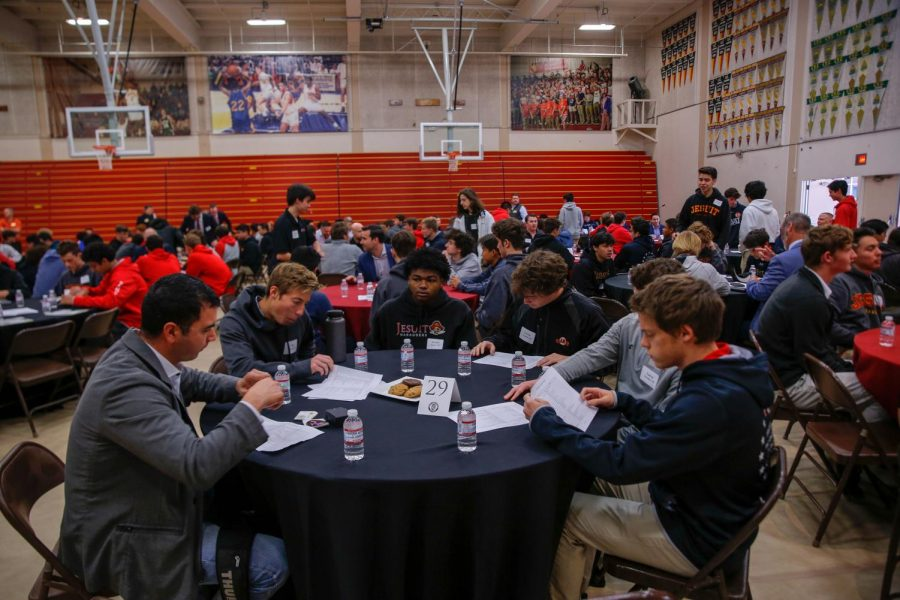 Juniors get a taste of the professional future