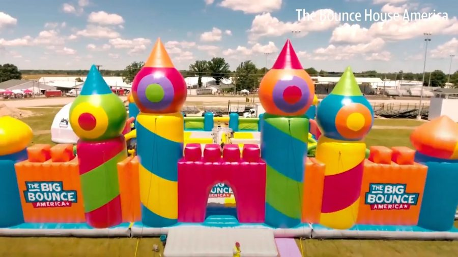 World's biggest bounce house coming to Sacramento
