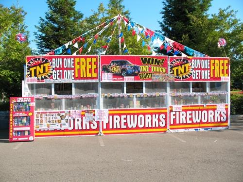The dangers of fireworks