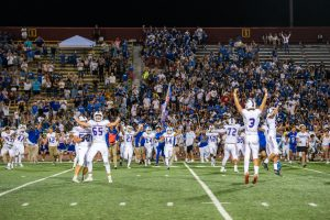 Christian Brothers pulls off historic Holy Bowl upset