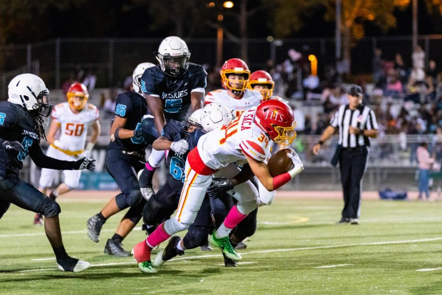 Jesuit increases playoff hopes with win over Sheldon