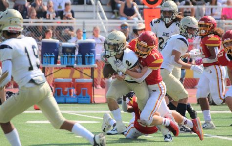 Jesuit upsets No. 6 Elk Grove in 38-35 win