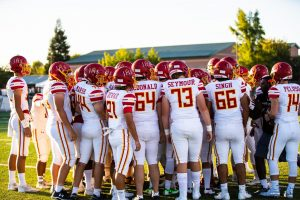Jesuit football prepares to face Central Catholic in second round of playoffs
