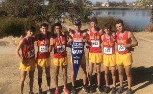 Jesuit wins the Cross Country Section Championships