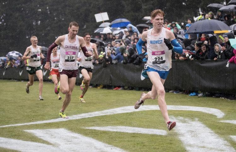 Leader. Sportsman. Runner.