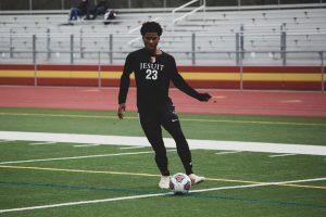 Jesuit soccer readies for Davis showdown