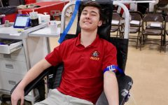 Students donate 46 pints of blood in annual Blood Drive