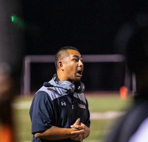 There isn't much Coach Isaac doesn't do