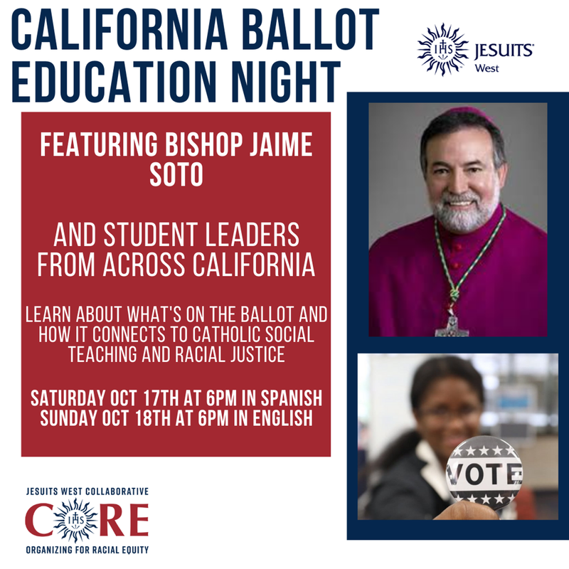Ballot+Education+Night+connects+California+Propositions+to+Racial+Equity+and+Catholic+Social+Teaching