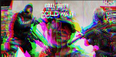 "A cover from ""Call of Duty: Black Ops Cold War"" video game seen through the eyes of Eliot Pick"