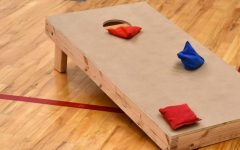 Cornhole Tournament seeks to bring community together and ignite school spirit