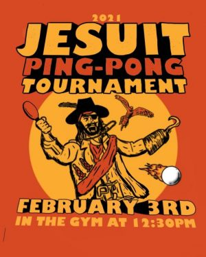 Jesuit High School to host Pingpong Tournament for students