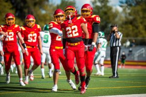 Jesuit football expects tough game against De La Salle