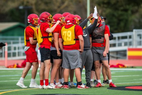 After losing to premier football program, Jesuit prepares for Monte Vista