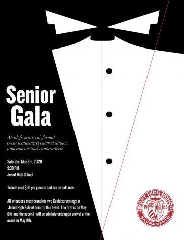COVID-19 safe Senior Gala to bring seniors together as graduation draws closer