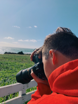 Behind the camera: how Damian Brunton '21 became a TikTok celebrity